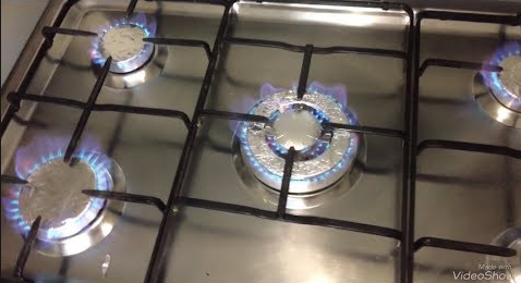 فكرة لن تستغني عنها في مطبخك ..جددي شكل البوتاغاز القديم بدوووون تكاليف والنتيجة روووعة