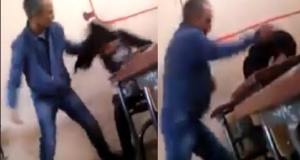 هذا ماقررته السلطات في حق الأستاذ الذي عنف تلميذته بمدينة خريبكة