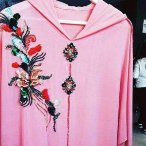 مجموعة تقليدية رائعة للجلابة الرمضانية من تصميم Filali haute couture