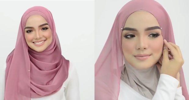 بالفيديو...لفات حجاب جديدة و ناعمة للعيد سترينها لأول مرة
