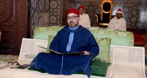 """إطلالات """"الملك محمد السادس"""" الأنيقة في رمضان تثير إعجاب المغاربة"""
