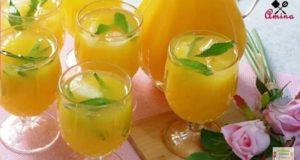 لمزال كتحير شنو توجد للفطور..جبت لك عصير برتقال أحسن من لي يتباع مذاق رائع وكمية وفيرة