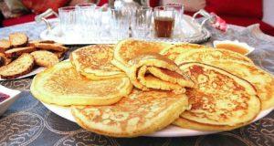 المخنفر او الخبز الماوي لذيذ ساهل وسريع التحضير
