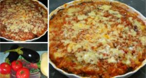 وجبة غداء أو عشاء تحفة جد لذيذة وصحية وسهلة بمكونات موجودة في كل بيت