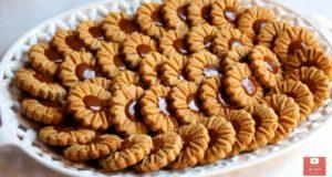 حلويات العيد..حلوى لذيذة بمذاق مختلف هشيشة وسريعة التحضير جربيها على حسابي
