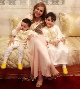 نجمات مغربيات تحتفلن بأبنائهن في ليلة القدر بعيدا عن أزواجهن