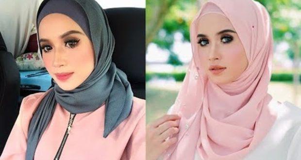 جبت ليكم أبسط و أجمل لفات الحجاب 2018 للعيد