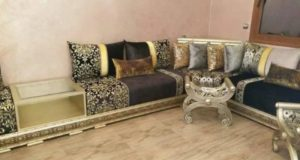 تشكيلة جديدة من الصالونات المغربية موديلات راقية وذوق رفيع