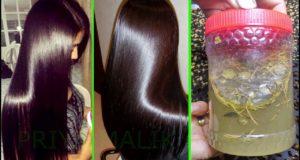 اقوى خلطة مجربة لتقوية الشعر وعلاجه من التساقط و التقصف ستعطي شعرك طول ولمعان لا مثيل لهما