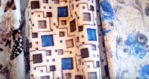 جديد اثواب طلامط الصالون في السوق المغربي وباثمنة جد رخيييصة