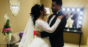 شاهدوا بالصور..حفل زفاف كوبل مدينة تاونات فاطمة الزهراء و جاد