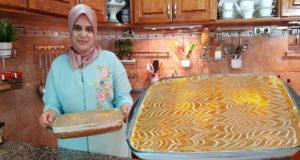 الكيكة التركية الباردة التي يبحث عنها الجميع بطريقتي المبسطة