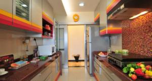 أفكار ذكية لتجديد المطبخ بأقل التكاليف:ازالة صدأ الثلاجة و الغسالة،تغيير الزليج بدون معلم...