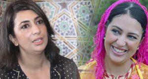 شاهدوا الممثلة هند السعديدي رفقة ابنتها التي تشبهها كثيرا