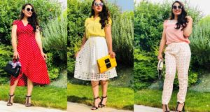 سومة تقدم 9 ستايلات جديدة ورااائعة لملابس الصيف العصرية