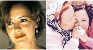 الموت يخطف والدة الفنانة المغربية كريمة الصقلي