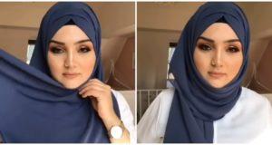 تحضيرات العيد ..لفات حجاب للعيد رااقية وسريعة لا تفوتكم