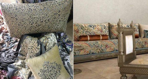 آخر مستجدات الصالونات المغربية تلميطة جديدة بجودة عالية