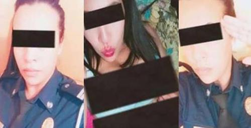 الأمن يلقي القبض على الفتاة التي ألهبت مواقع التواصل الاجتماعي بزي الشرطة الرسمي