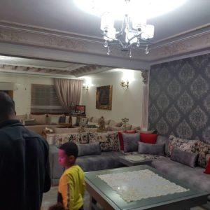 من جديد بلغازي ديكور يبدع في تأثيث منزل لاعب الوداد ابلااهيم النقاش