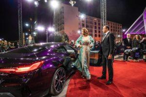 صور حصرية للمشاهير المغاربة من افتتاح مهرجان مراكش هذه الليلة