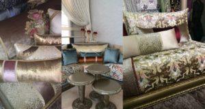 جديد طلامط راقية للصالون المغربي 2019 من Amenda Decor
