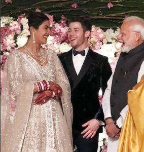شاهدوا القصر الفخم الذي تقضي فيه بريانكا شوبرا شهر العسل بعد زفافها الثاني بالهند