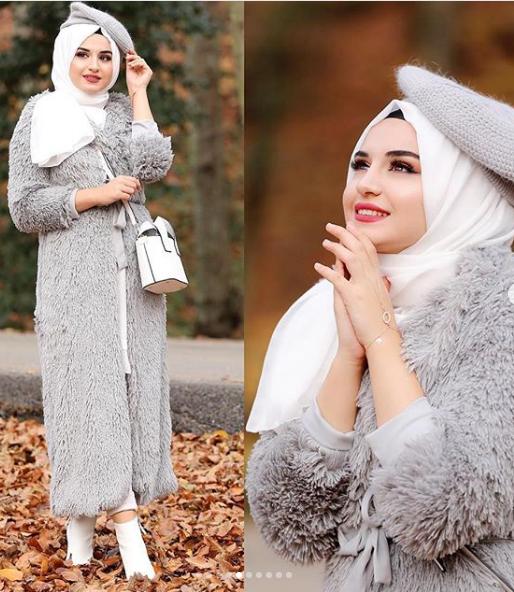 حلا شيحة تتألق بفستان ساحر في أول جلسة تصوير بعد خلعها الحجاب