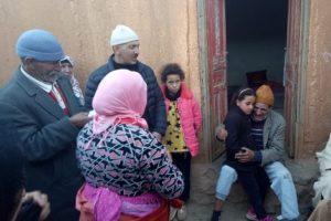 فاجعة جديدة تهز مدينة افران ..راعي غنم يقطع رأس فتاة و يختفي عن الأنظار و هذه اخر التفاصيل