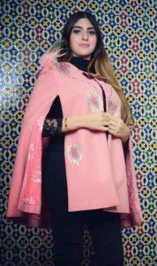 جديد في السوق المغربي 2019:موديلات كاب راقية بلمسة الصباغة على الثوب
