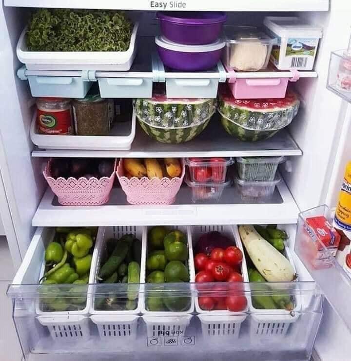 منظمات عملية راائعة ستساعدك حتما في تنظيم مطبخك بكل اناقة وذوق
