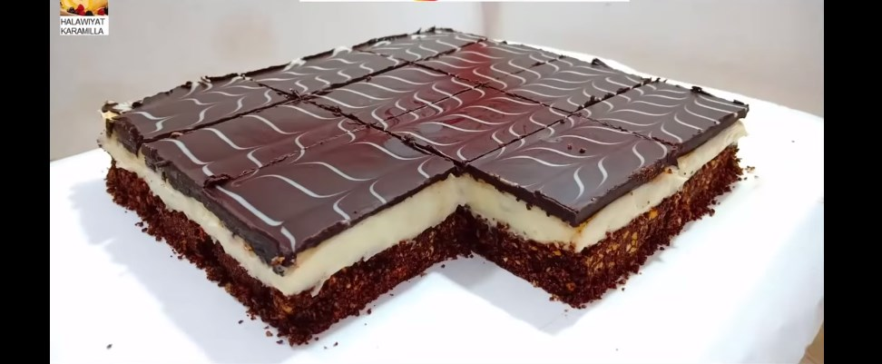 أروع حلوى على الإطلاق بدون فرن راقية مميزة و الأهم لذييييذة جدا
